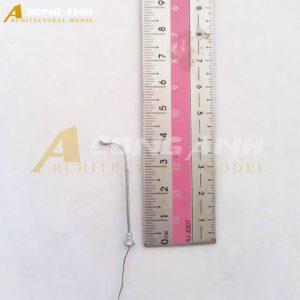 Đèn mô hình 1 bóng loại 1 cao 04cm HH03-DDAB010104