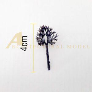 Cây khô mô hình không lá 4 cm - mẫu 10