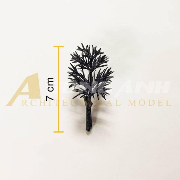 Cây khô mô hình mẫu 14 - 7 cm