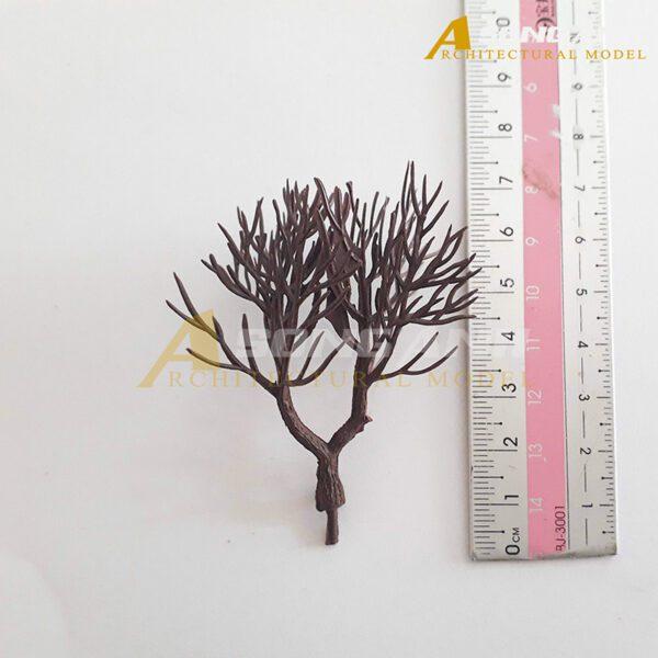 Cây khô mô hình không lá 8 cm - mẫu 8