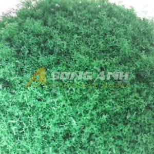 Bột cây mô hình loại xốp xanh đậm HH02-BAQS0201