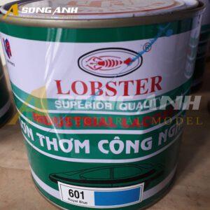 Sơn Lobster xanh dương 601 lon 1kg VL06-GHSL60101