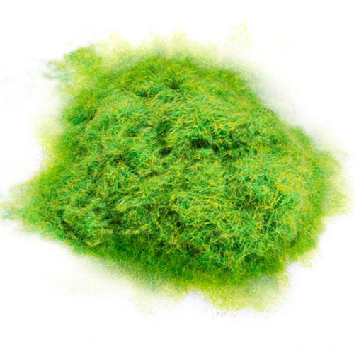 Bột cỏ mô hình sợi nhỏ xanh vàng VM02-B06