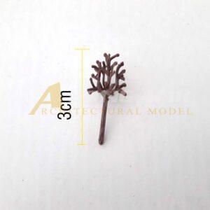 Cây khô mô hình không lá 3 cm - mẫu 7