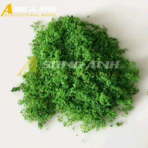 Bột cây mô hình xanh lá mạ loại xốp HH02-BAQSDGRN02