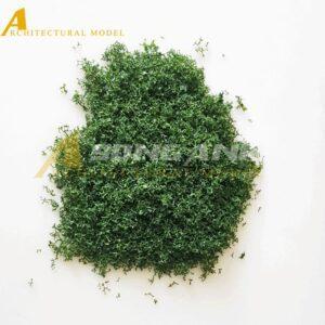 Bột cây mô hình xanh rêu loại xốp HH02-BAQSMGRN02