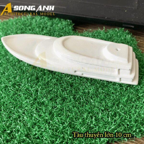 Tàu thuyền mô hình lớn 10cm - HH01-TTAB0110