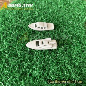 Tàu thuyền mô hình nhỏ 2 cm - HH01-TTAB0302