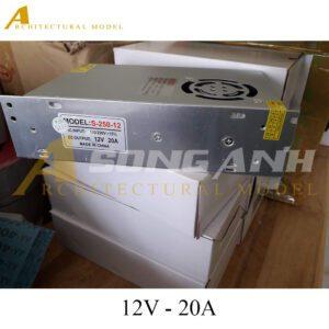 Nguồn điện 12 vol 20A VL04-DLND122001