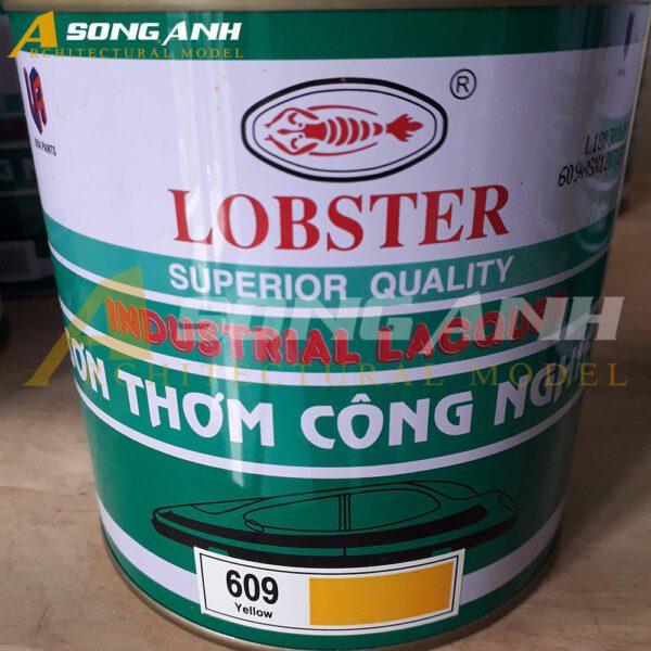 Sơn Lobster vàng 609 lon 1kg VL06-GHSL60901