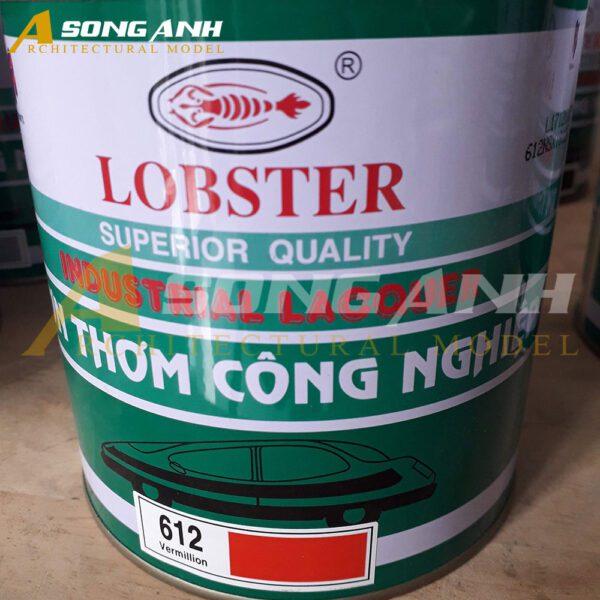 Sơn Lobster đỏ 612 lon 1kg VL06-GHSL61201