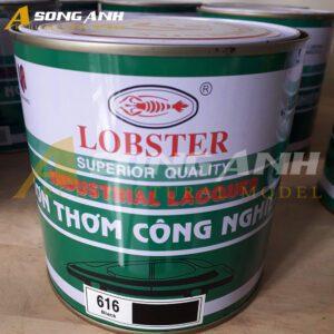 Sơn Lobster đen 616 lon 1kg VL06-GHSL61601