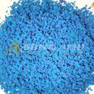 bột cây mô hình màu xanh dương
