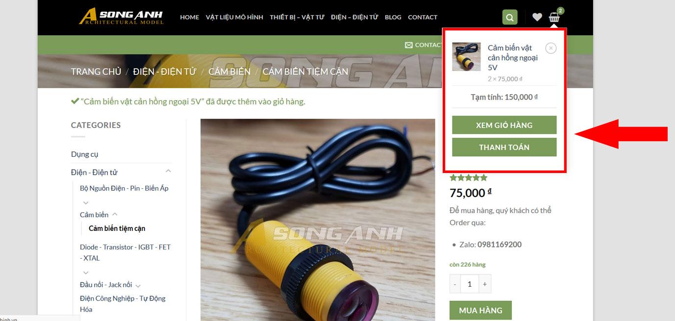 Hướng dẫn mua hàng trên website lammohinh.vn -1