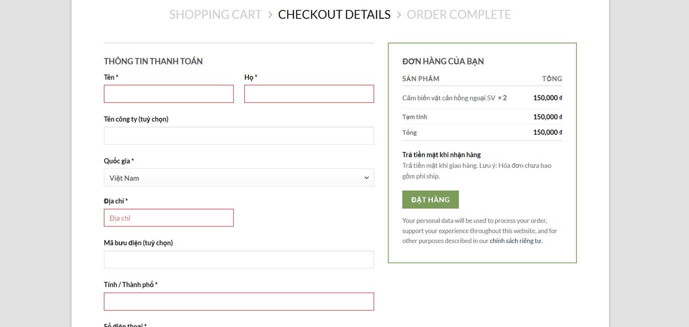 Hướng dẫn mua hàng trên website lammohinh.vn -2
