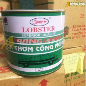 Sơn Lobster trắng