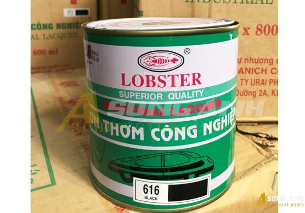 Sơn Lobster xanh đen 603 lon 1kg