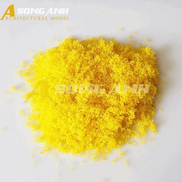 Bột cây mô hình màu vàng loại xốp HH02-BAQSYEL02