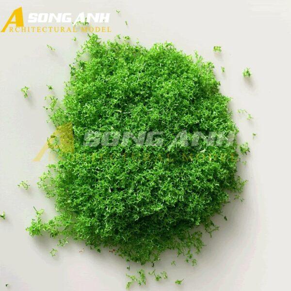 Bột cây mô hình xanh thường loại xốp HH02-BAQSFGRN02