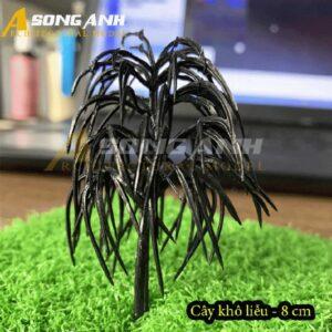 Cây liễu mô hình cây liễu - 8 cm HH04-CKQSCL08