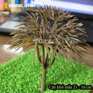Cây khô mô hình mẫu 21 - 10 cm HH04-CKQS2110