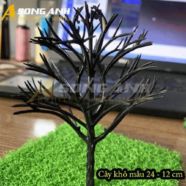 Cây khô mô hình mẫu 24 - 12 cm HH04-CKQS2412