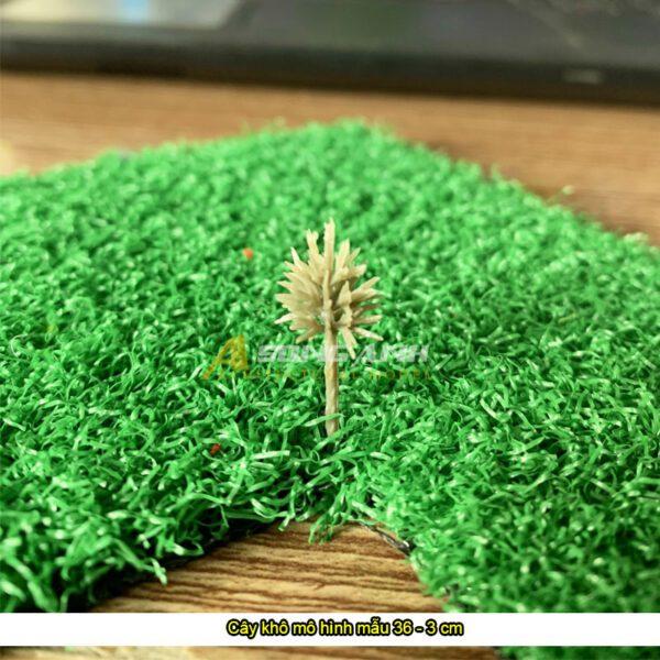 Cây khô mô hình mẫu 36 - 3 cm