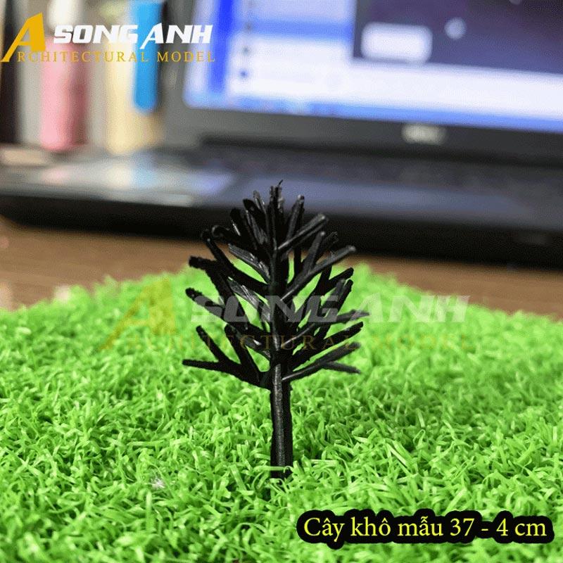 Cây khô mô hình mẫu 37 - 4 cm HH04 - CKQS3704