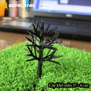 Cây khô mô hình mẫu 37 - 6 cm HH04-CKQS3706