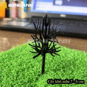 Cây khô mô hình mẫu 7 - 6 cm HH04-CKQS0706