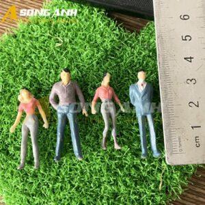 Người mô hình công sở 3,6 cm tỉ lệ 1/50 HH05-NMAB0350