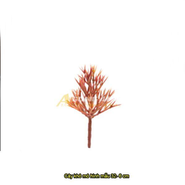 Cây khô mô hình mẫu 32 - 6 cm